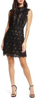 Chelsea28 Sleeveless Lace Dress