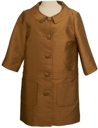 Marc by Marc Jacobs Camel Silk Coats