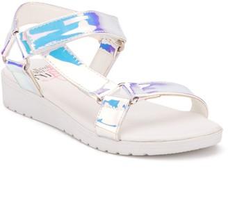 OLIVIA MILLER Twist & Twirl Girls' Sandals