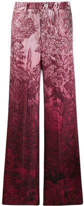 F.R.S For Restless Sleepers Palazzo Trousers