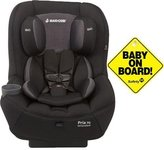 Maxi-Cosi CC133DCV - Pria 70 Convertible Car Seat w Baby on Board Sign - Black Gravel by