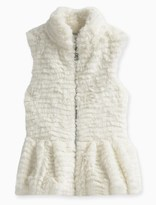 Splendid Little Girl Faux Fur Vest