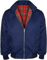 Kentex Online Men's Harrington Retro Smart Classic Jacket