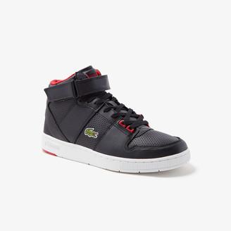 Lacoste Men's Tramline Mid Leather Sneakers