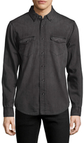 BLK DNM 25 Spread Collar Shirt