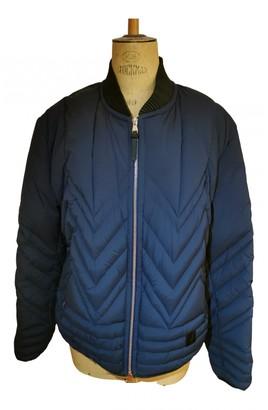 Louis Vuitton Blue Polyester Jackets