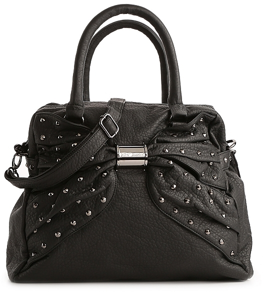 Betsey Johnson Wash Out Dome Satchel
