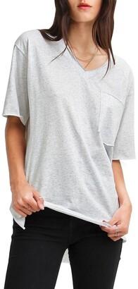 Belle & Bloom Brave Soul Oversized T-Shirt
