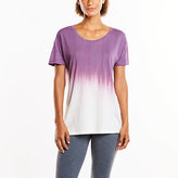 Lucy Graphic Tee - Blackberry Wash