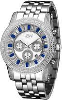 JBW Men's Krypton Diamond & Crystal Watch