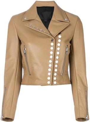 Alexander Wang studded moto jacket