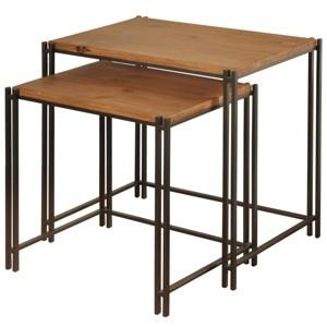 Stylecraft Neela Nesting Table, Set of 2