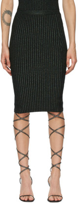 giu giu Black Nonna Tube Skirt