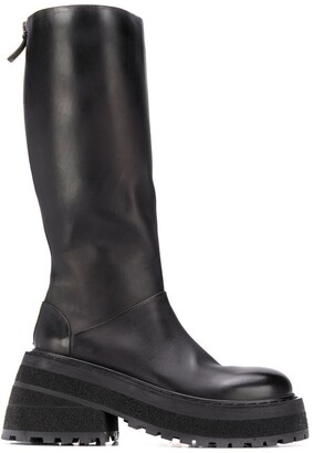 Marsèll Knee-High Chunky Boots