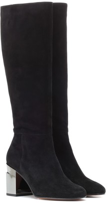 Clergerie Katrin suede boots