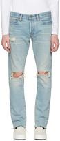 Simon Miller Indigo Aki Jeans
