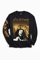 Urban Outfitters Bob Marley Exodus 40 Long Sleeve Tee