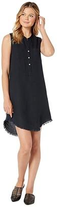 Nic+Zoe Vineyard Dress (Midnight) Women's Dress