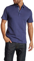 Smash Wear Short Sleeve Dot Polo Shirt