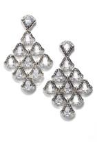 Judith Jack Women's Semiprecious Stone Chandelier Earrings