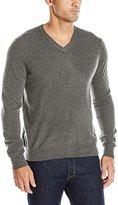 Williams Cashmere Men's 100% V-Neck Sweater