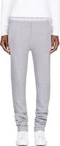 Damir Doma Grey Knit Peca Lounge Pants