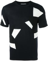 Neil Barrett shortsleeved sweater