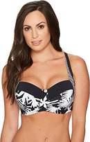 Bleu Rod Beattie Women's Sling Cross Back Bikini Top