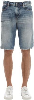 Diesel Thoshort Cotton Denim Shorts