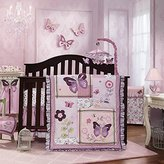 Lambs & Ivy Butterfly Bloom 6 Piece bedding set by