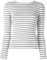 Natasha Zinko striped longsleeved T-shirt