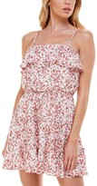 Thumbnail for your product : Trixxi Juniors' Ruffled Fit & Flare Dress