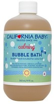 California Baby Calming Bubble Bath - 19oz