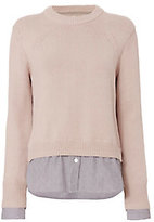 Brochu Walker Ashland Layered Pullover Sweater