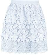 Club Monaco ALVILDAH Aline skirt fresh air