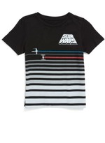 Mighty Fine Boy's Star Wars(TM) - Ship Chase Graphic T-Shirt