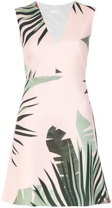 OSKLEN Anturio printed dress