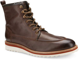 Vintage Foundry Men's Jimara Lace-Up Leather Boots