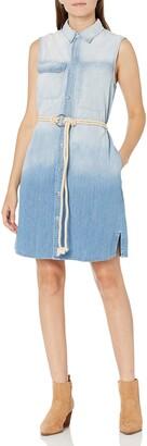 AG Jeans Women's Marie Loose FIT Button Down Dress