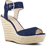Nine West Jerrika Wedge Sandals