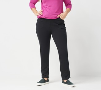 Factory Quacker Short DreamJeannes Pull-On Ankle Pants