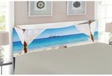 Balinese Upholstered Panel Headboard East Urban Home Size: Twin