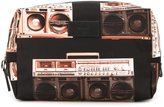 Paul Smith 'Boom Box' print wash bag