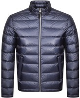 Mackage James Ripstop Down Jacket Navy
