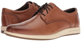 Dockers Parkview (Butterscotch Burnished Polished Full Grain) Men's Lace up casual Shoes