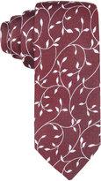 Ryan Seacrest Distinction Men's Pasadena Vine Slim Tie, Only at Macy's