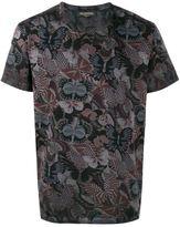 Valentino 'Rockstud Japanese Butterfly' T-shirt