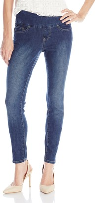 Jag Jeans Women's Nora Skinny In Anchor Blue