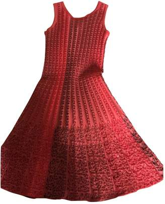 Alaia Red Other Dresses