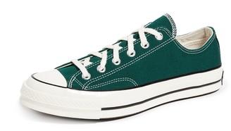 Converse Chuck 70 Organic Canvas Sneakers